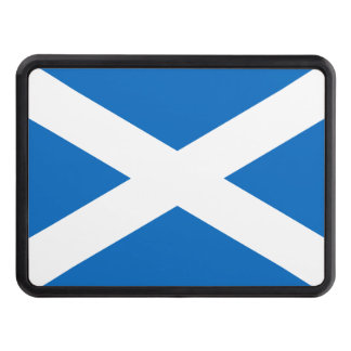 Scottish Flag of Scotland Saint Andrew's Saltire Hitch Cover