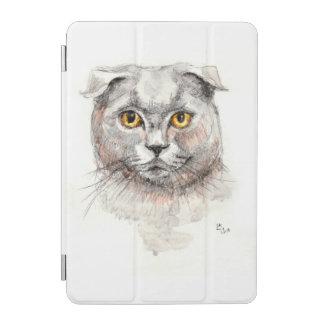 Scottish Fold Cat iPad Mini Cover