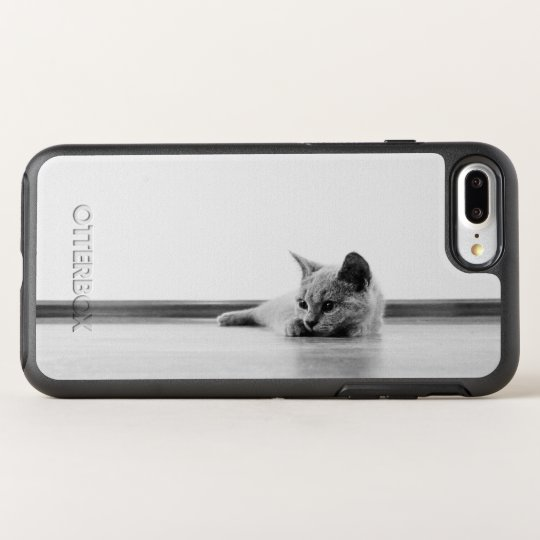 Scottish Fold Cat Kitten Super Cute OtterBox Symmetry iPhone 7 Plus Case