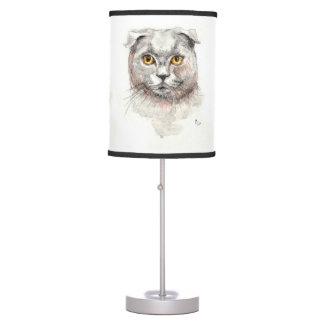 Scottish Fold Cat Table Lamp