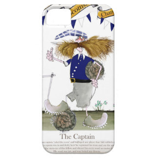 scottish football captain case for the iPhone 5