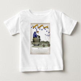 scottish football coach baby T-Shirt