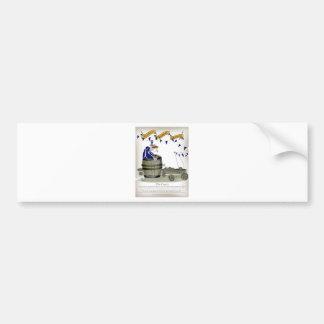 scottish football coach bumper sticker