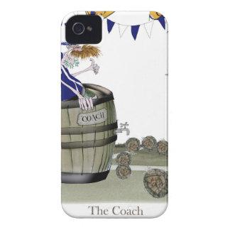 scottish football coach iPhone 4 Case-Mate cases
