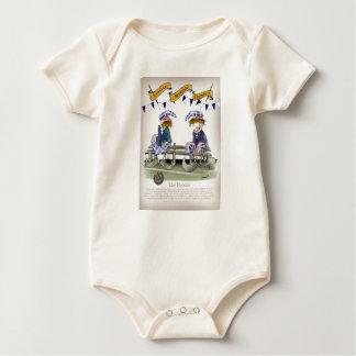 scottish football pundits baby bodysuit
