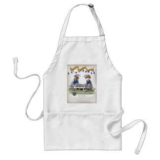 scottish football pundits standard apron