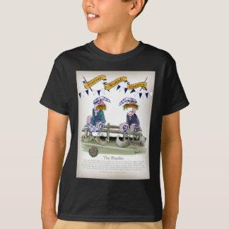 scottish football pundits T-Shirt