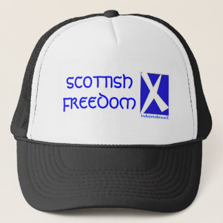 Scottish Freedom IndependenceX Hat