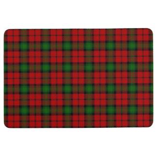 Scottish Gala Clan Kerr Tartan Floor Mat