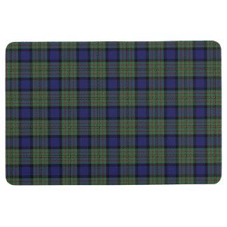 Scottish Gala Clan MacLaren Tartan Floor Mat