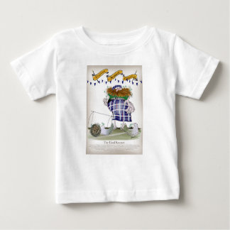 scottish goalkeeper baby T-Shirt