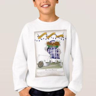 scottish goalkeeper sweatshirt