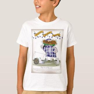 scottish goalkeeper T-Shirt