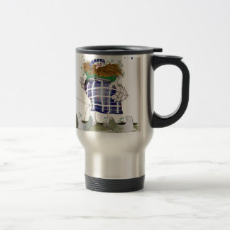 scottish goalkeeper travel mug