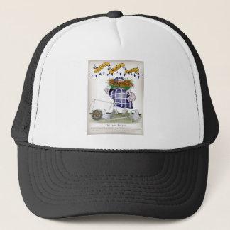 scottish goalkeeper trucker hat