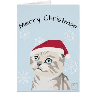 Scottish Good looking Christmas card