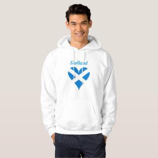 Scottish heart hoodie