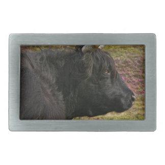 Scottish Highland Cow - Scotland Belt Buckles