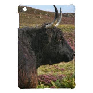 Scottish Highland Cow - Scotland iPad Mini Cover
