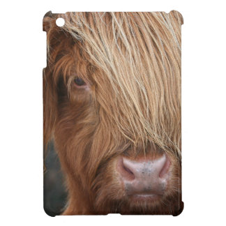 Scottish Highland Cows - Scotland Cover For The iPad Mini