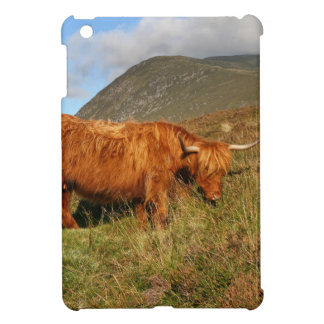 Scottish Highland Cows - Scotland iPad Mini Cases
