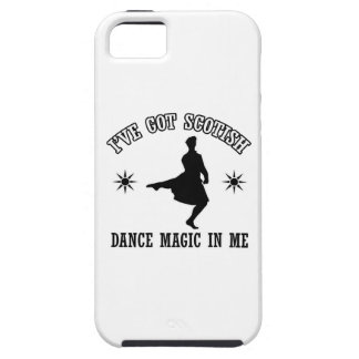 Scottish highland dance Designs iPhone 5 Covers