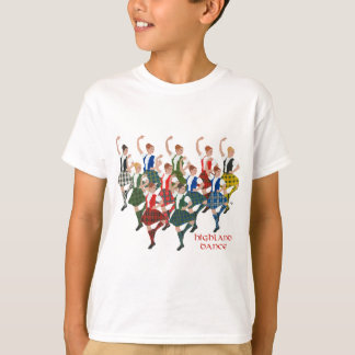 Scottish Highland Dance Group T-Shirt