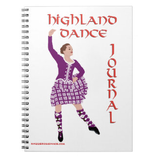 Scottish Highland Dance Journal