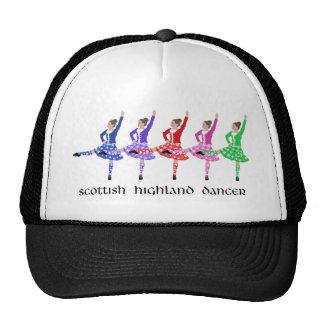 Scottish Highland Dance Line Trucker Hat
