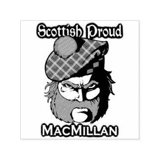 Scottish Highlander Clan MacMillan Ink Stamp