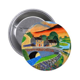 Scottish Highlands 3 2 Inch Round Button