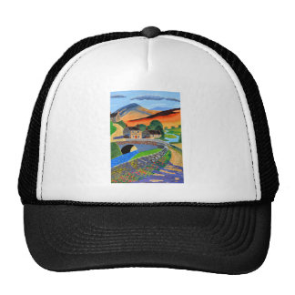 Scottish Highlands 3 Trucker Hat