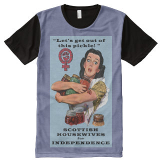 Scottish Housewives for Independence T-Shirt