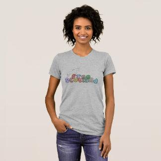 Scottish Independence Free Scotland Unicorn T-Shirt