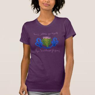 Scottish Independence Free Thistle T-Shirt
