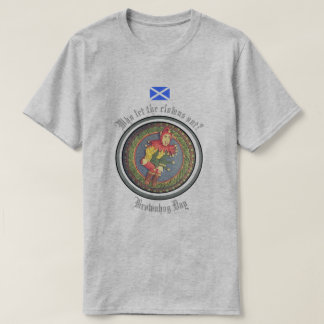 Scottish Independence Gordon Brown Jester T-Shirt
