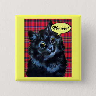 Scottish Independence #Indy Cat Button