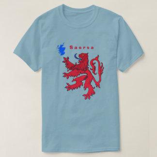 Scottish Independence Lion Rampant Symbol T-Shirt