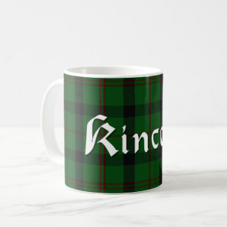 Scottish Kincaid Clan Tartan Plaid 11oz Mug