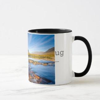 Scottish landscapes mug