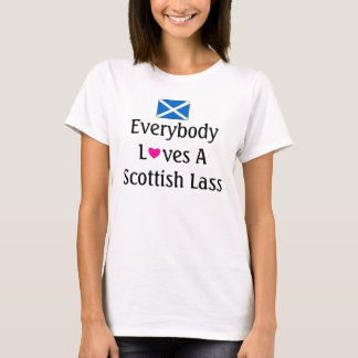Scottish Lass T-Shirt