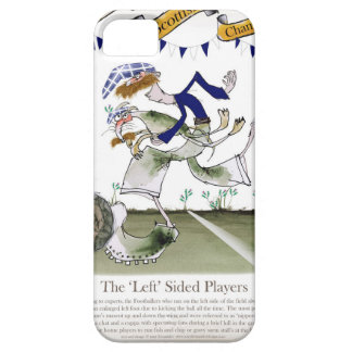 scottish left wing footballer case for the iPhone 5