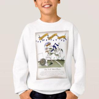 scottish left wing footballer sweatshirt