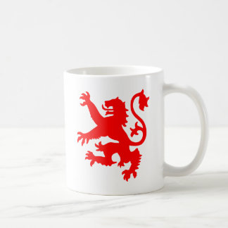 Scottish Lion Coffee Mug