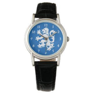 Scottish Lion Rampant Wristwatch