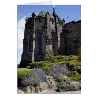 Scottish National War Memorial, Edinburgh Card
