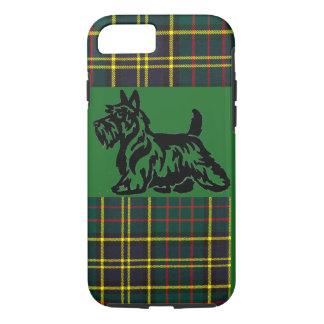 Scottish Plaid Scotty iPhone 8/7 Case