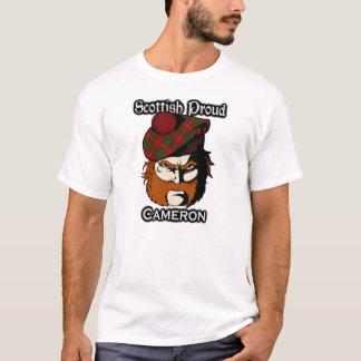 Scottish Proud Clan Cameron Tartan T-Shirt