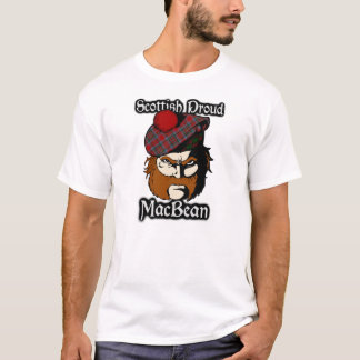 Scottish Proud Clan MacBean Tartan T-Shirt