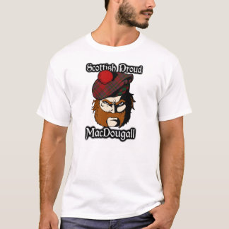 Scottish Proud Clan MacDougall Tartan T-Shirt